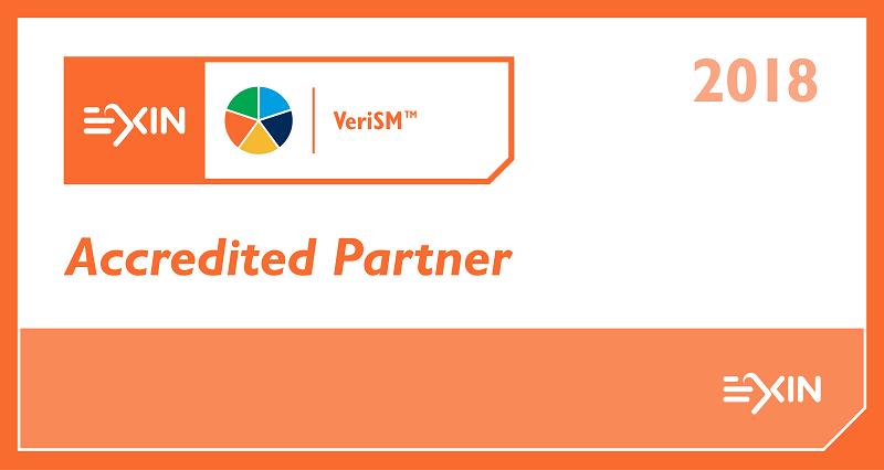 Sme akreditovaná tréningová organizácia VeriSM.