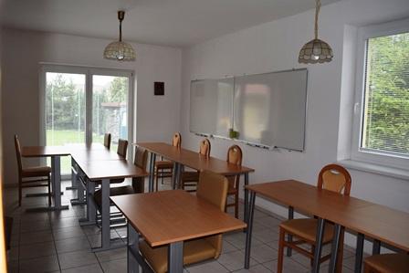 nová 2. školiaca miestnosť Malinovo