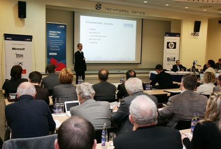 prezentácia Riadenie projektov v súčasnosti - výzvy a príležitosti