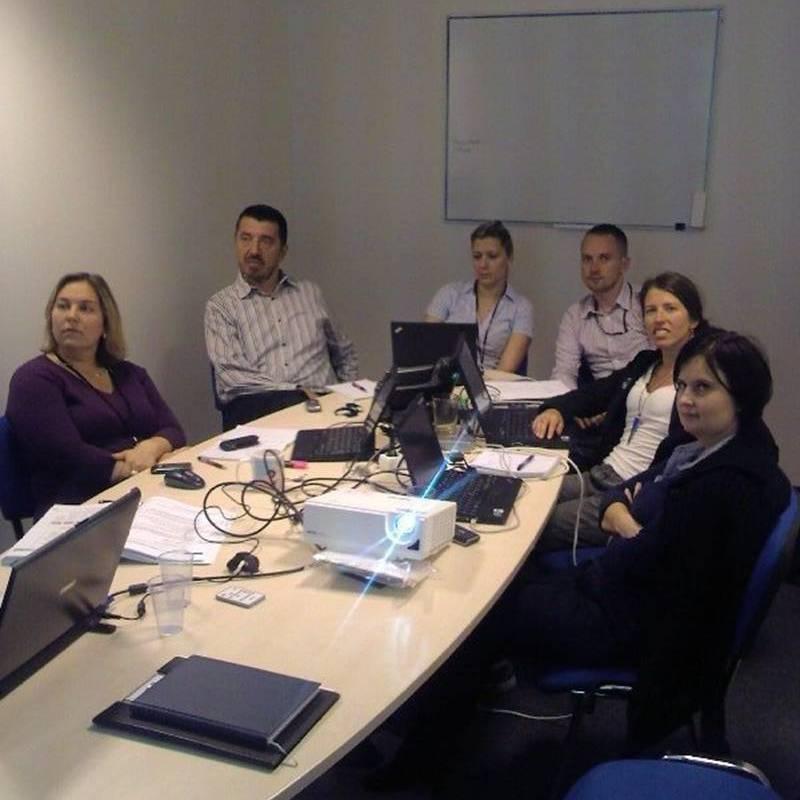 účastníci nášho školenia projektového riadenia PMI