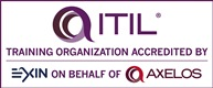 sme akreditovaná tréningová organizácia - ATO ITIL