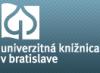 kurzy a certifikácia PRINCE2 - Univerzitná knižnica v Bratislave