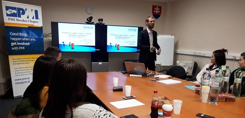 Workshop Projektové a agilné riadenie TU KE